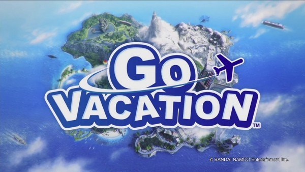【ゲーム系】GO VACATION Switch Ver