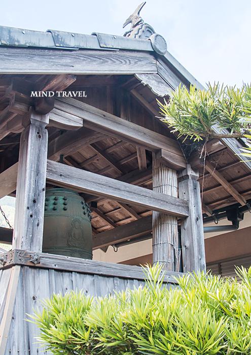 観音寺(井光神社横) 鐘楼