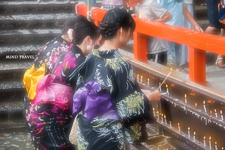 下鴨神社 みたらし祭4