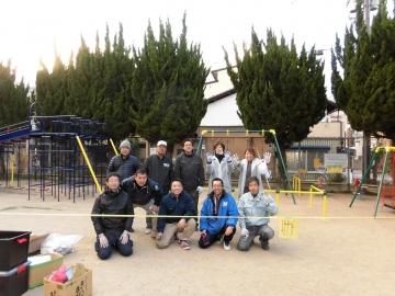 平成29年度第2回善意の塗装ボランティア7
