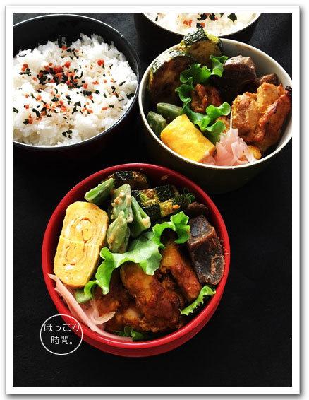タンドリ-チキン弁当