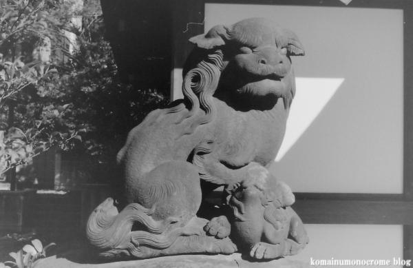 代田八幡神社(世田谷区代田)3