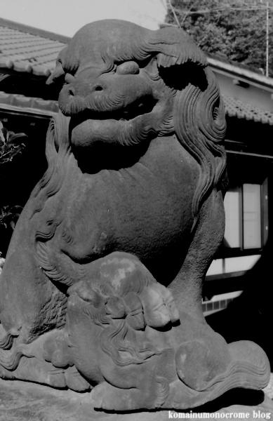 代田八幡神社(世田谷区代田)4