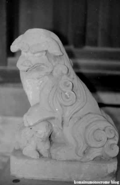 赤堤六所神社(世田谷区赤堤)1