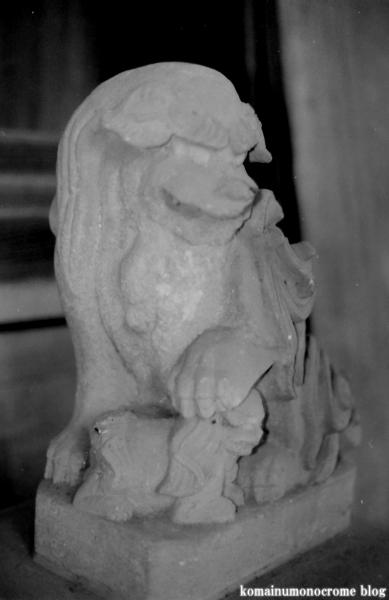 赤堤六所神社(世田谷区赤堤)2
