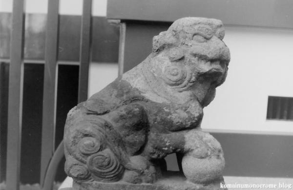 八幡山八幡神社(世田谷区八幡山)3