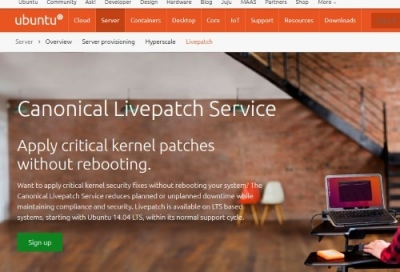 Screenshot-2018-6-10 Canonical Livepatch Service Server Ubuntu