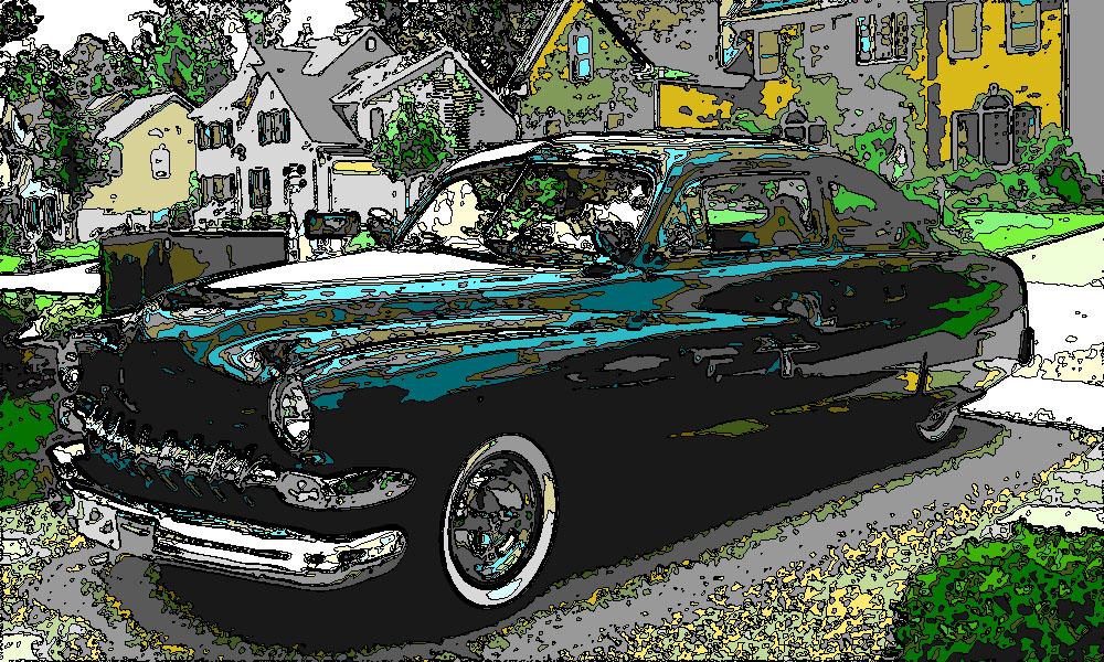 1949 Ford マーキュリー
