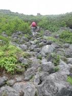 岩登りの始まり