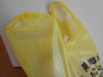 萌えるゴミの袋が不良品でした