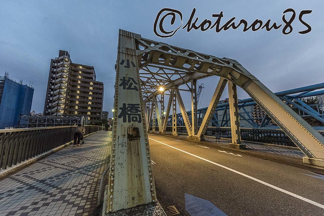 橋のある街 20180728