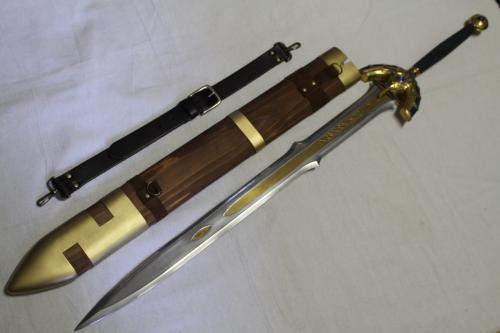 Y様フルメタル製ドラゴンクエストミュージアムverロトの剣4