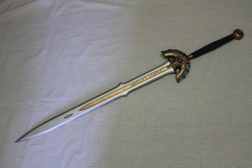 H様非金属製ロトの剣完成1