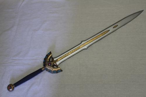 H様非金属製ロトの剣完成2