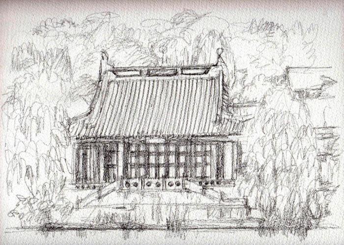 花博公園にて デッサン (700x498)