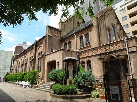神田教会2
