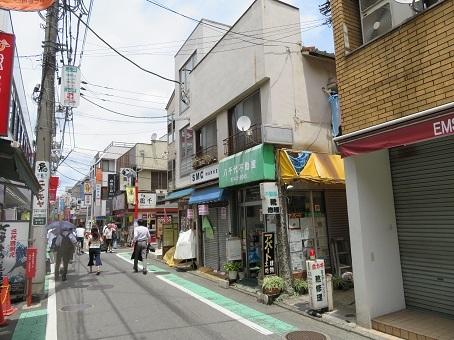 祖師ヶ谷大蔵駅周辺11