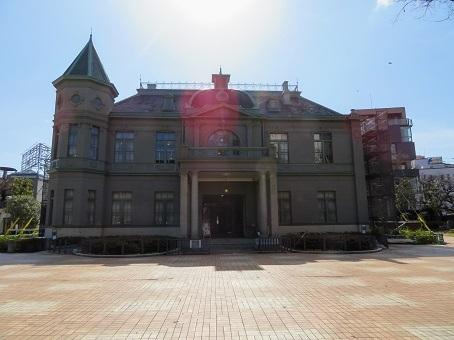 旧福岡県公会堂貴賓館01