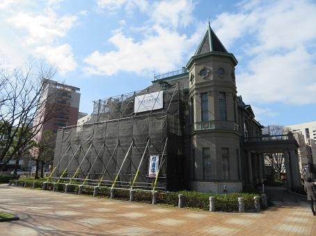 旧福岡県公会堂貴賓館02