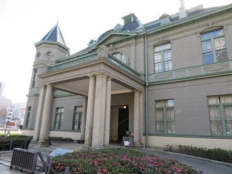 旧福岡県公会堂貴賓館03