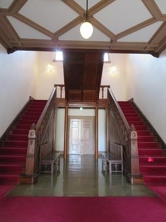 旧福岡県公会堂貴賓館04