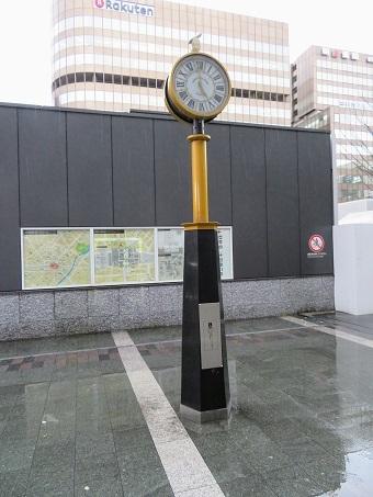 博多駅の時計