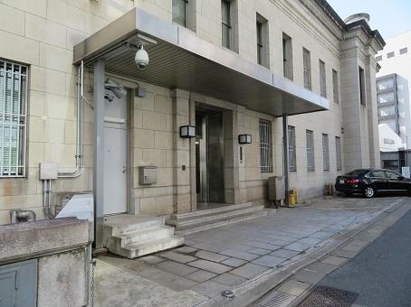 日本銀行福岡支店4
