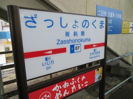 雑餉隈駅周辺01