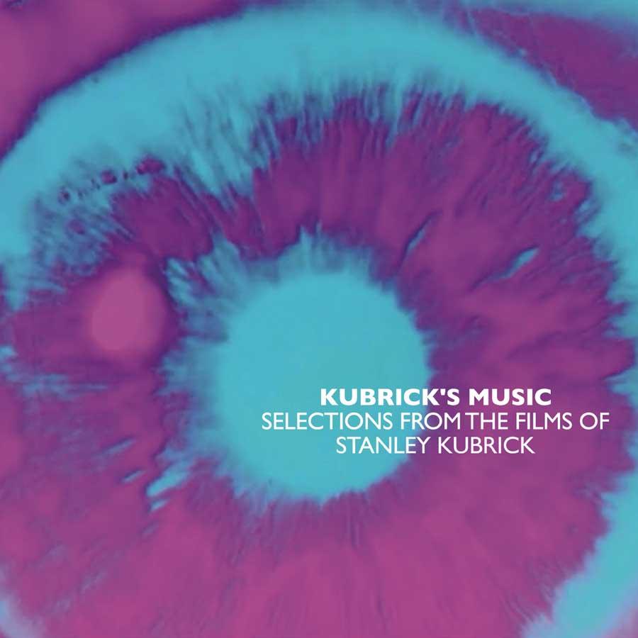 4枚組サントラCD「スタンリー・キューブリックの音楽」2018年9月に発売