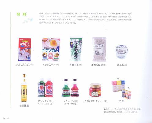 201806ひんやり夏和菓子葛粉