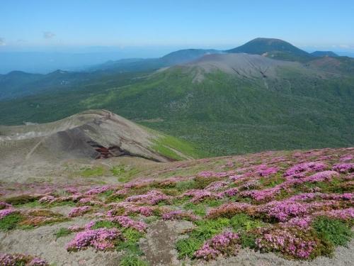 20180601 高千穂峰の登り