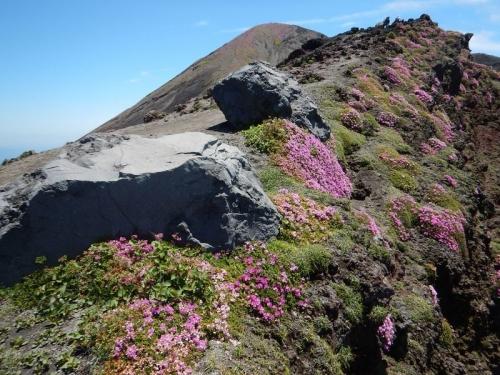 20180601 高千穂峰の登り (2)