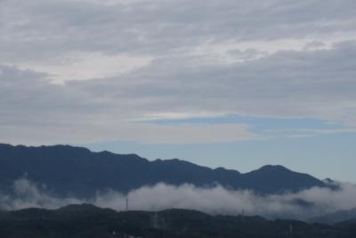 6月の空と雲