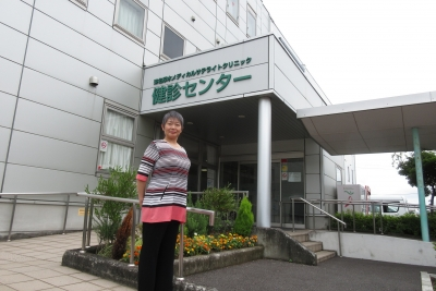 東名健診センター前2018年7月7日