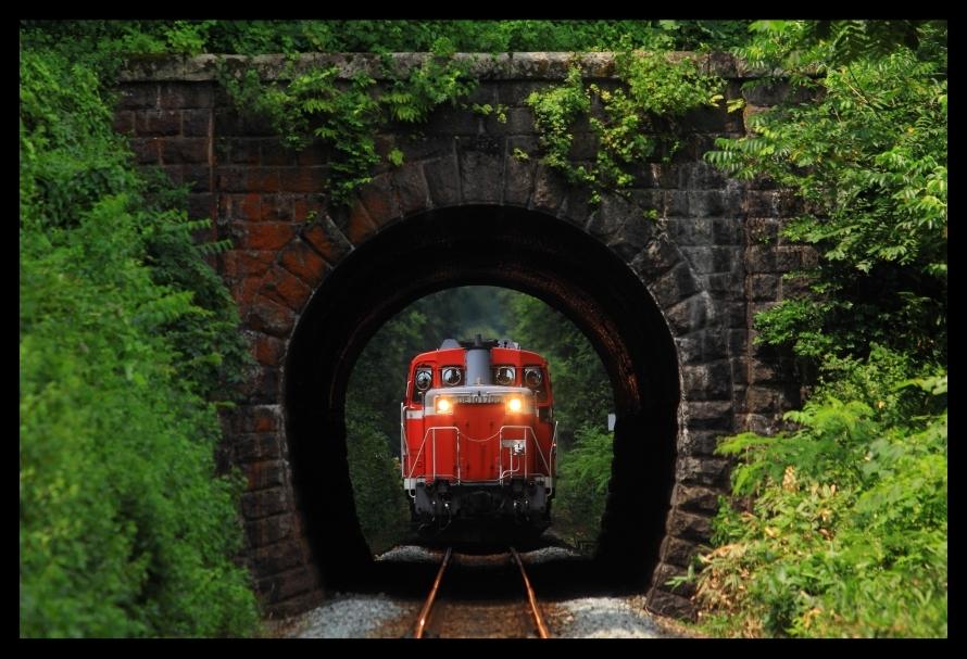 トンネルとDE18721