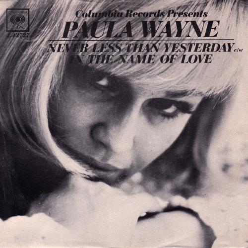Paula Wayne