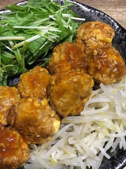 韓国風肉団子