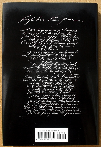 patti smith - collected lyrics 02