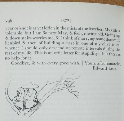 edward lear - letters 00
