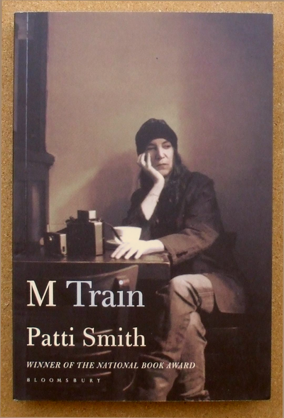 patti smith - m train 01