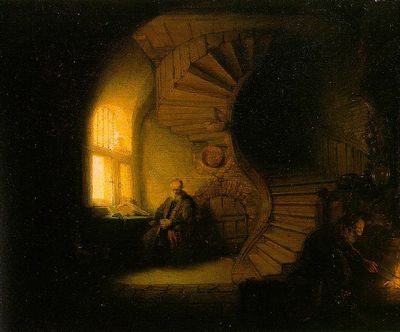 800px-Rembrandt_-_The_Philosopher_in_Meditation[1]