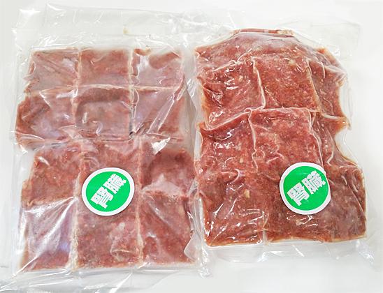 腎ケア用生肉が届きた20180629_182943