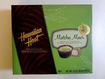 ハワイアンホースト抹茶チョコ