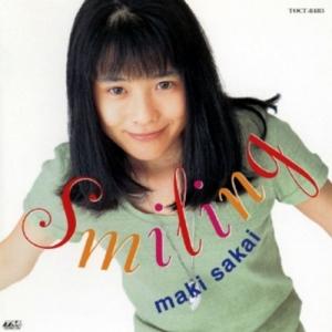 坂井真紀 smiling