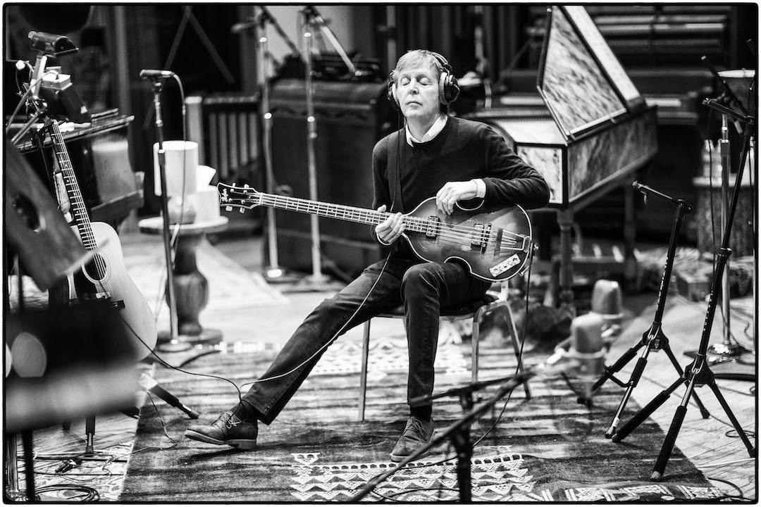 Paul McCartney on new album 'Egypt Station' and collaborating with ...