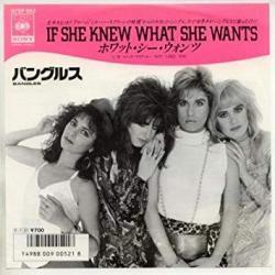 Bangles - If She Knew What She Wants2