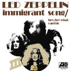 Led Zeppelin - Immigrant Song1