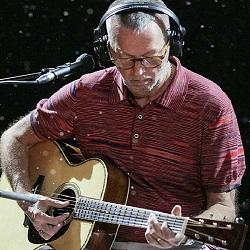 Eric Clapton - White Christmas2