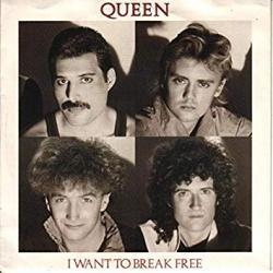 Queen - I Want To Break Free1