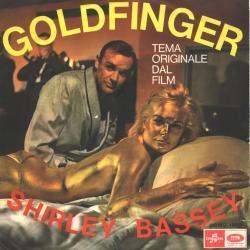 Shirley Bassey - Goldfinger2